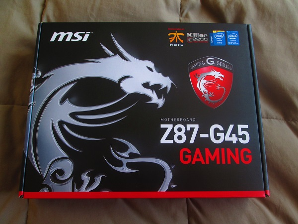MSI Z87-G45 Gaming Mother Board (2)