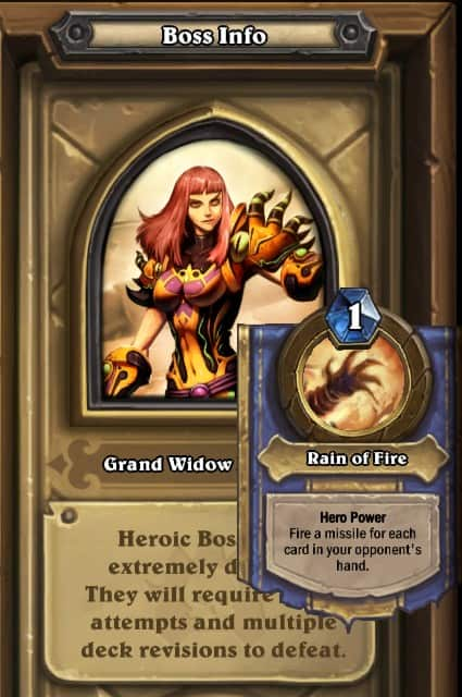 Grand Widow Faerlina