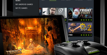 NVIDIA SHIELD Tablet (images courtesy NVIDIA)