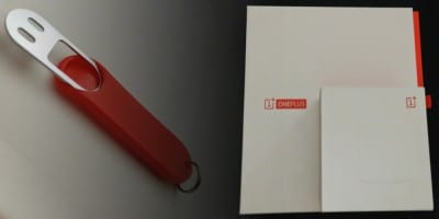 oneplus one packaging