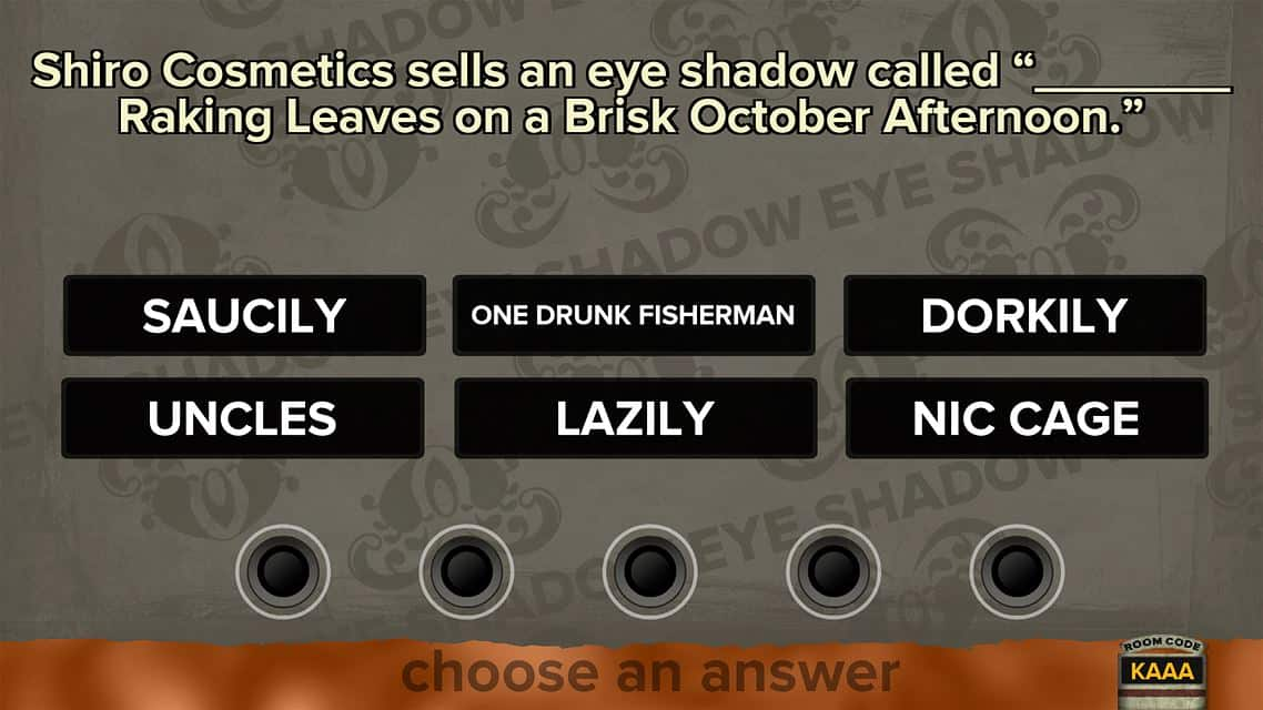 fibbage-answer-choices