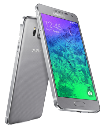 galaxy alpha handset