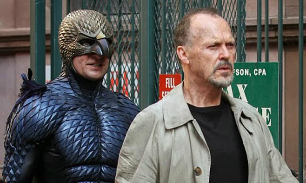 Birdman was shot to look like one continuous shot through the whole film.
