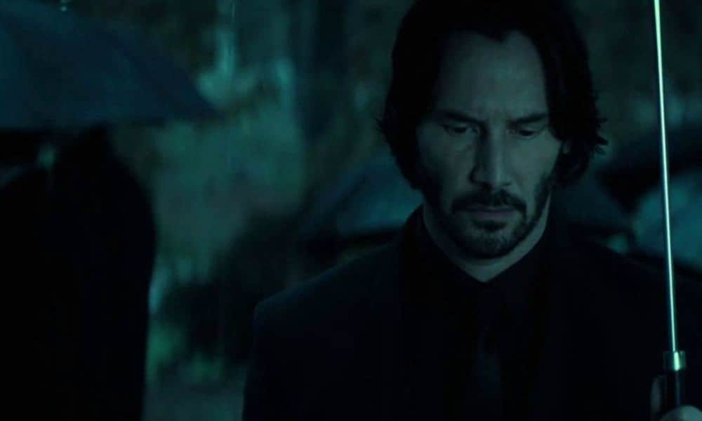 Your lack of John Wick viewings make Keanu sad.