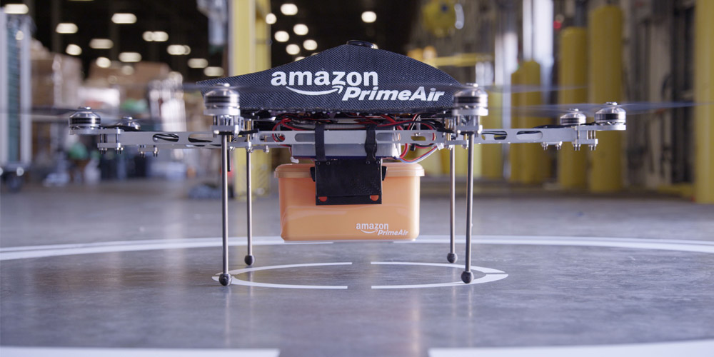 amazon drone featured