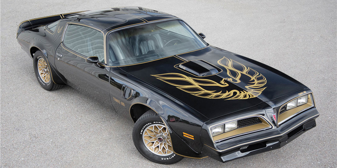 smokey and the bandit trans am 1977