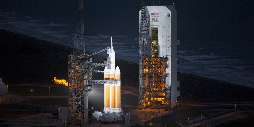 NASA-Orion-Test-Launch