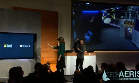 Windows-10-HoloLens-Demo