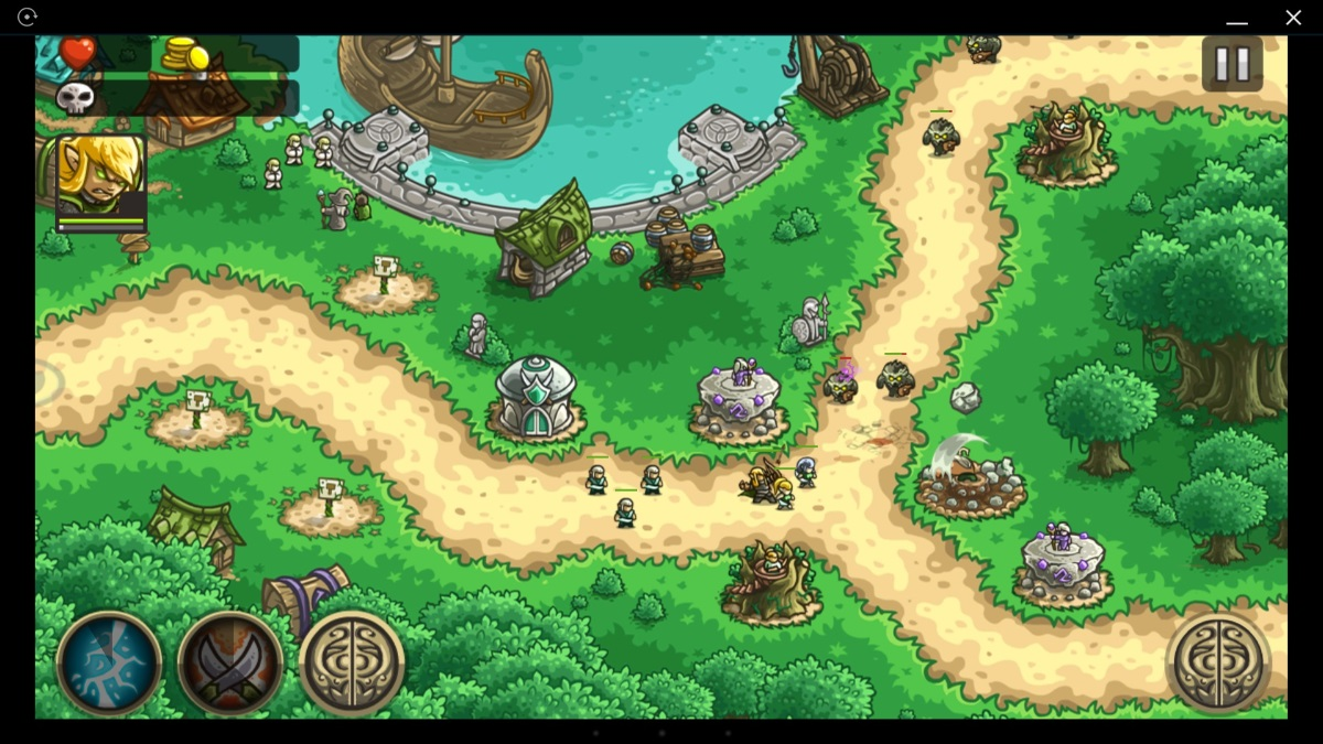 DuOS Kingdom Rush