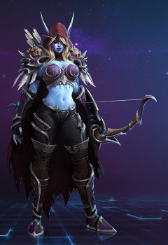 Heroes-of-the-Storm-Patch-Sylvanas-Windrunner
