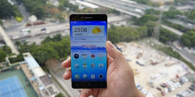 Oppo-R7-bezel-less-Android-Phone