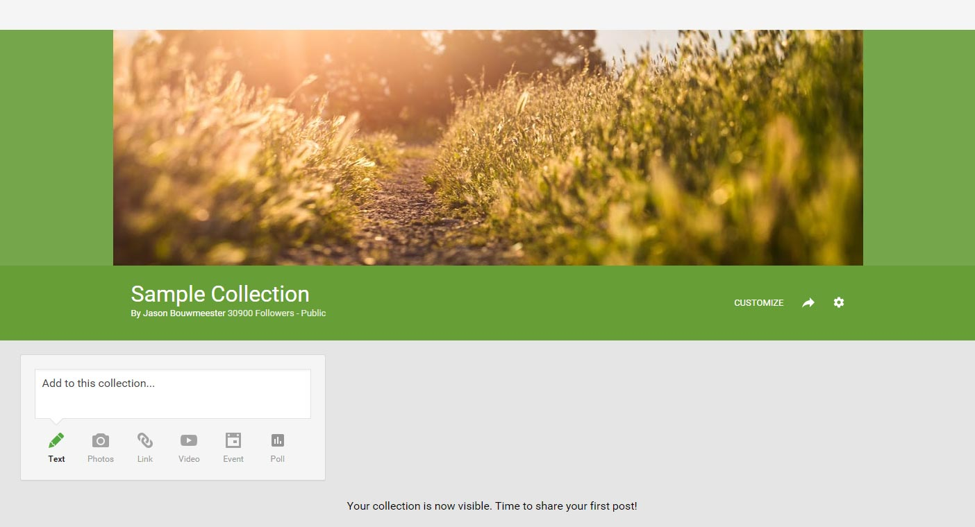 Google-Collections-1-Create-Collections-Sample-Collection