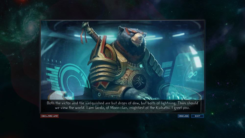 Star Drive 2 Review: Seriously...awesome space bears!