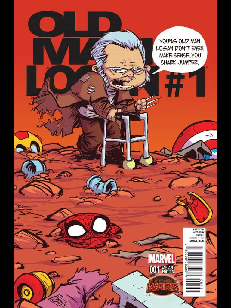 Old Man Logan Variant