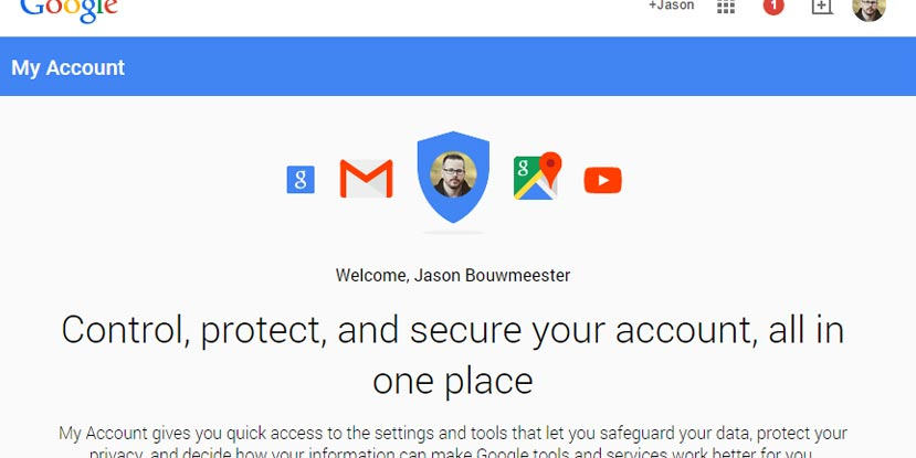 Google-My-Account