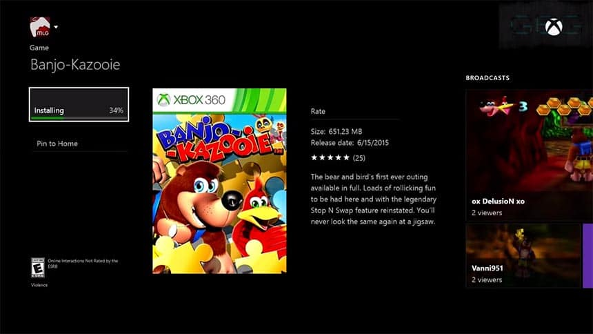 Play-Xbox-360-Games-On-Xbox-One-Installing