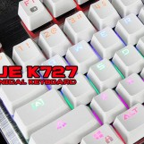 E-BLUE K727 Mechanical Gaming Keyboard [Sponsored Post]