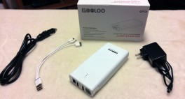 Gooloo Jumpstarter Power Bank Review: A Good Portable Charger At A Good Price