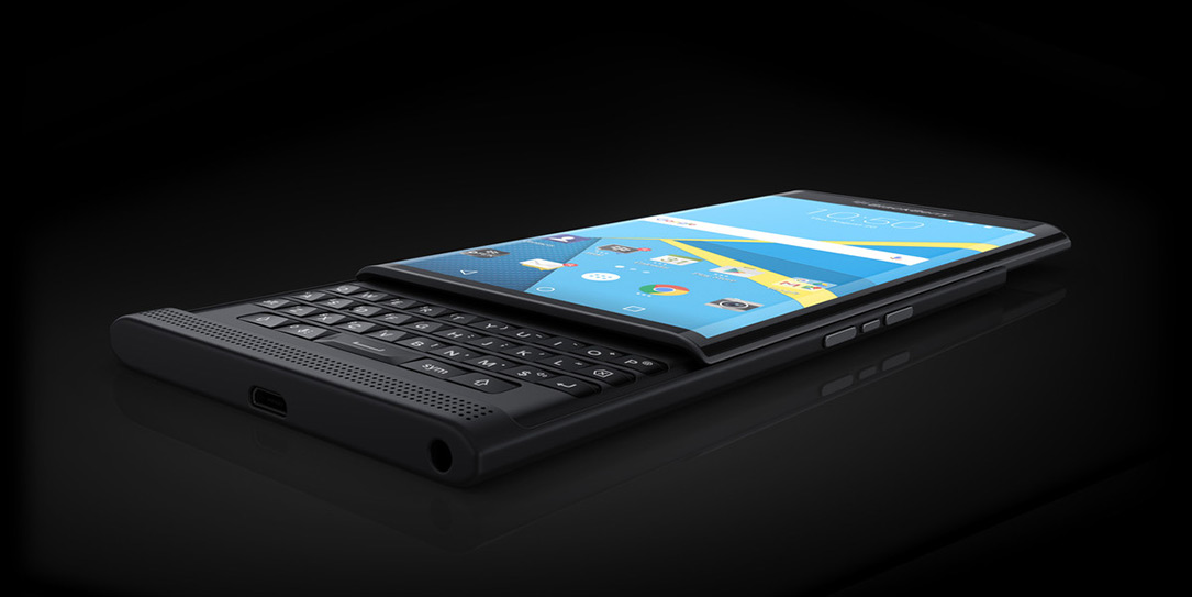BlackBerry Priv Update