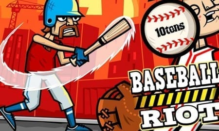 Baseball-Riot-review