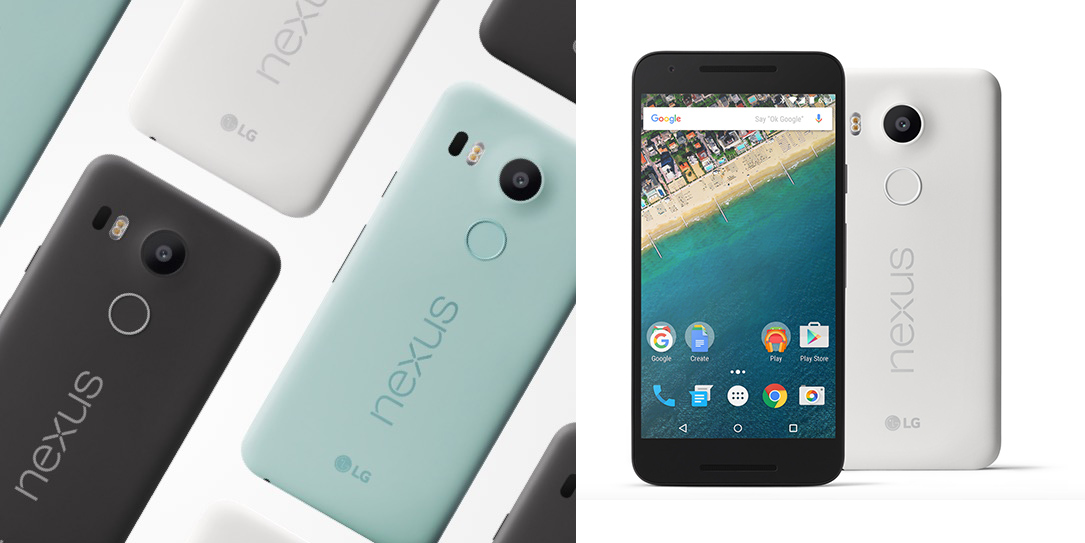 Google's Gift is a Nexus 5X