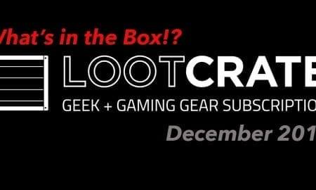 Loot Crate: Galaxy Edition