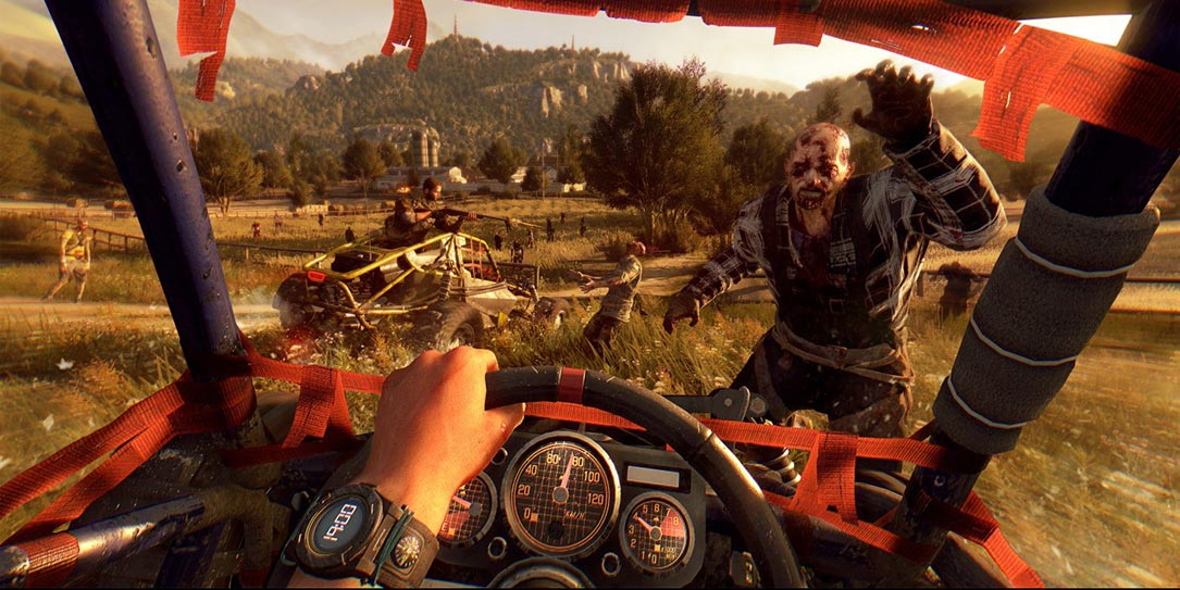 'Dying Light' (ALL) The Following DLC Goes Gold - Trailer