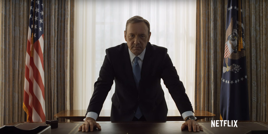 Frank Underwood is the Murder President America Deserves in New 'House of