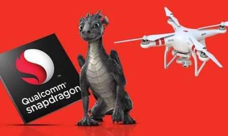 Qualcomm-Snapdragon-Drones