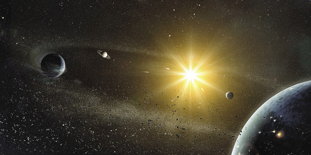 Ninth Planet findings