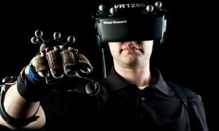Apple virtual reality