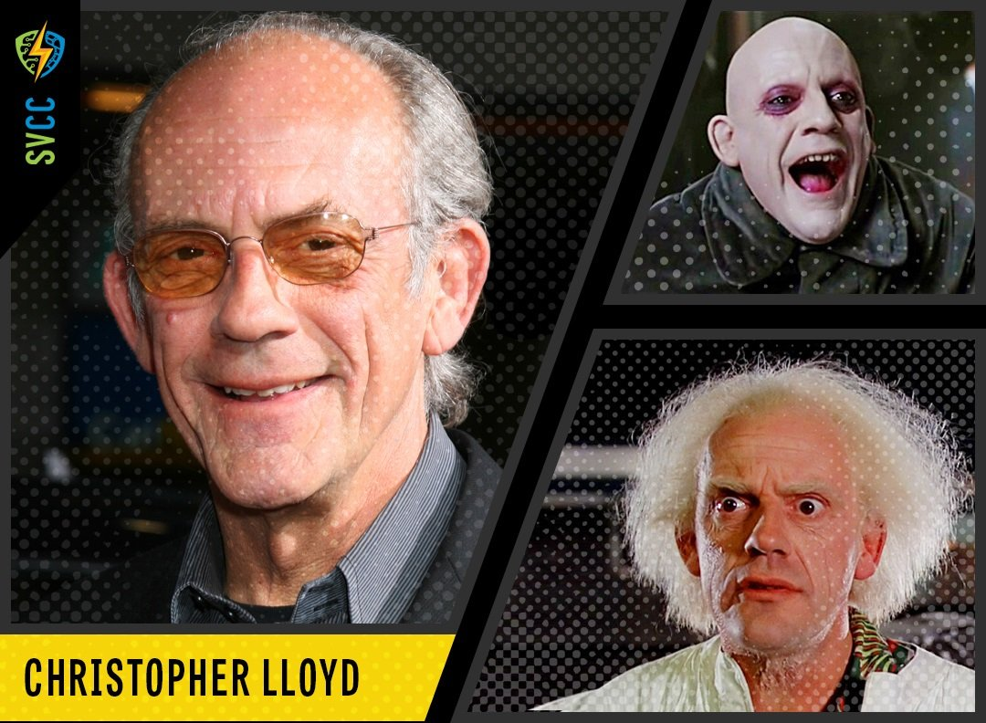 Christopher Lloyd Back to the Future SVCC