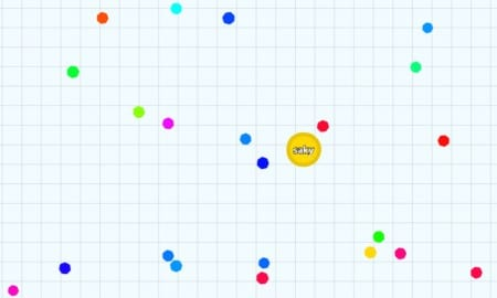 Agar.io House of Cards