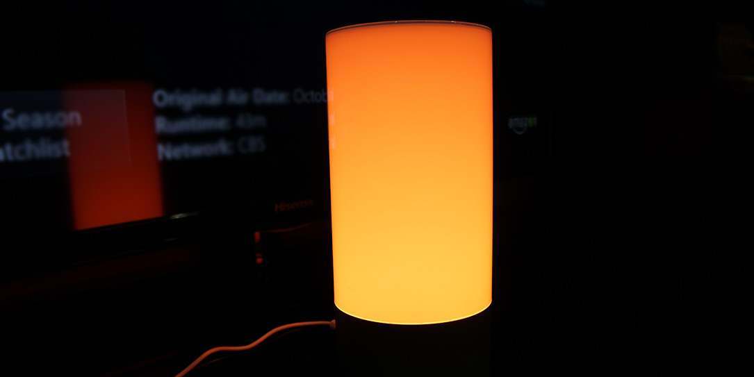 Yeelight Bedlamp Colors