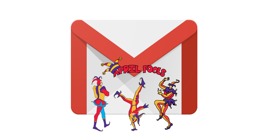 Gmail April Fools