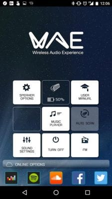WAE-Music-App-Screenshot