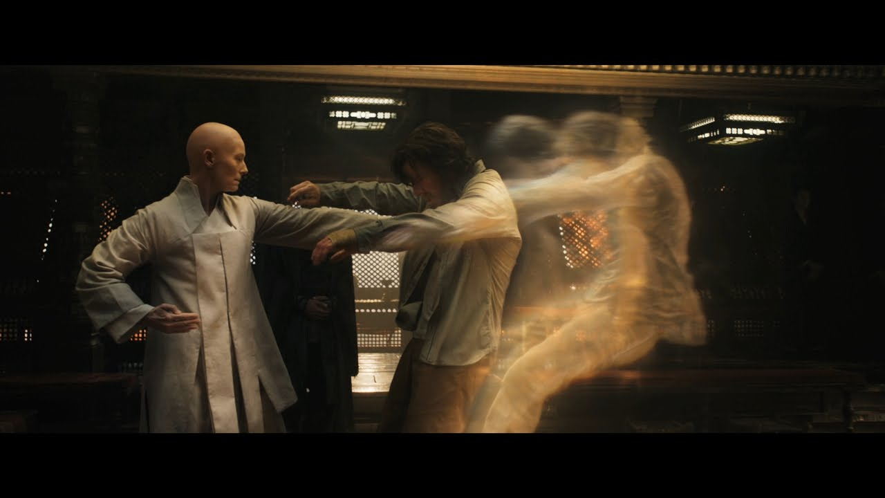 ancient one doctor strange