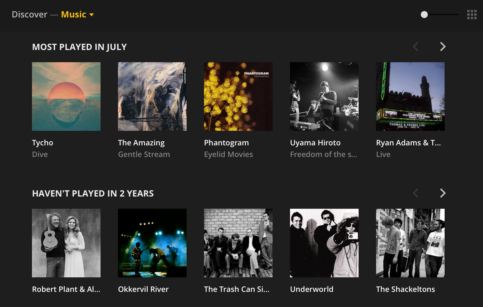 plex web player 1