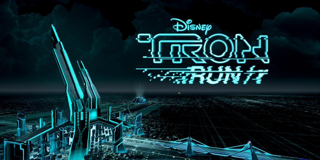 TRON-RUN-r-Title-Screen