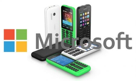 microsoft feature phones