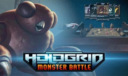 HoloGrid-Monster-Battle