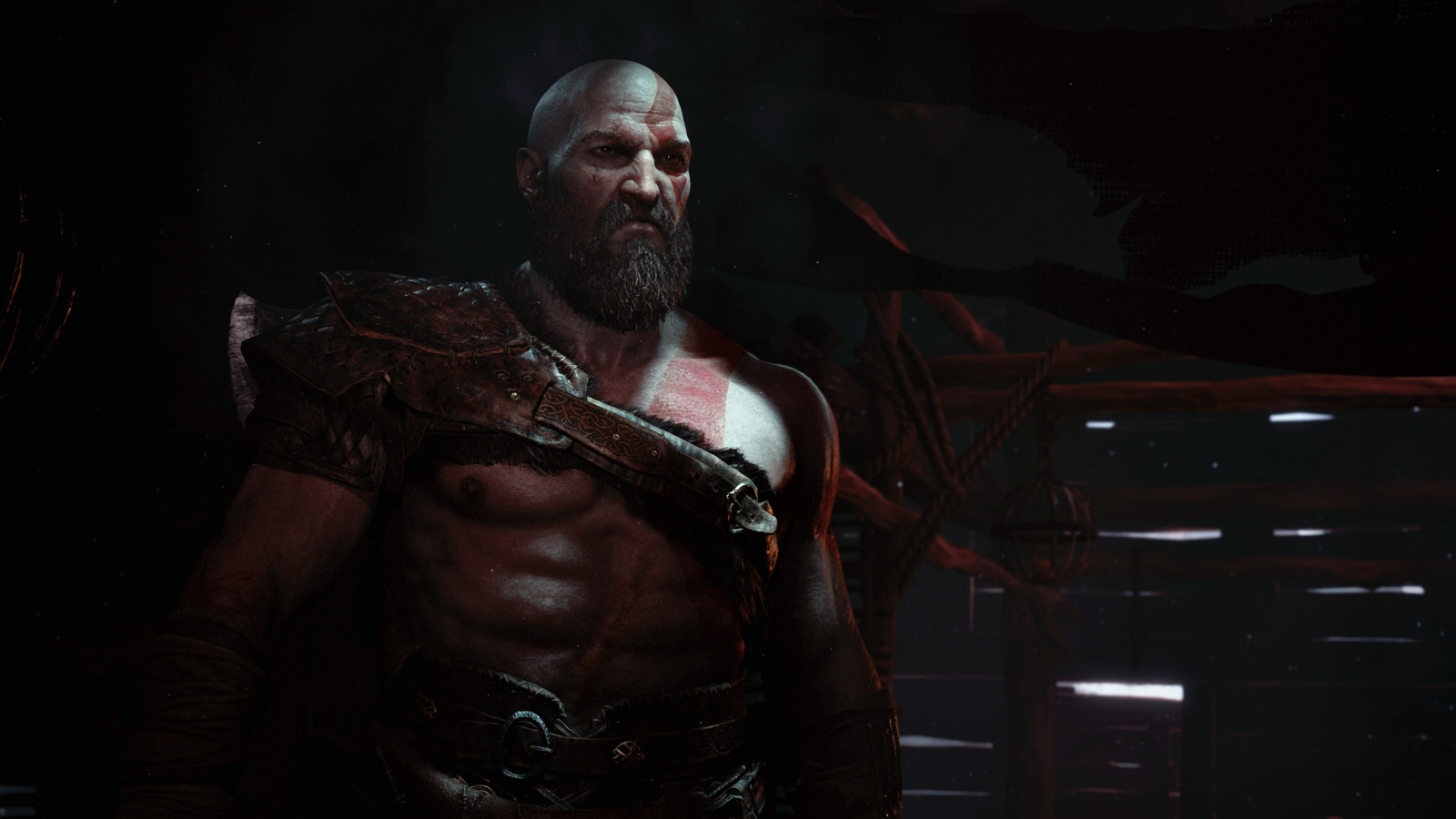 Kratos God of War 4 E3 PlayStation
