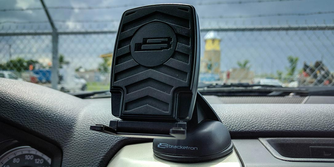 Bracketron-Si-Dash-Mount-review
