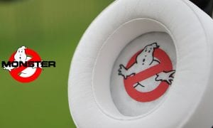 Ghostbusters headphones