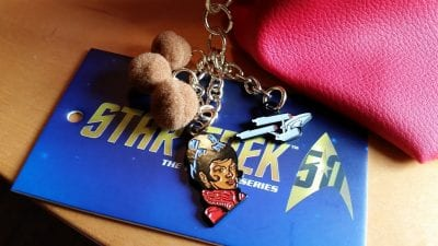 Loot4FanGirls Uhura clutch Bag Dangles