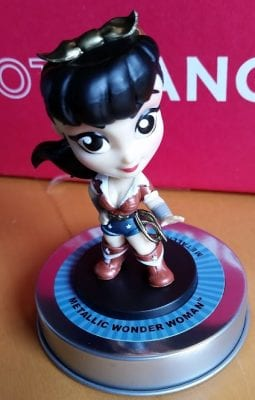 Loot4Fangirls Metallic Wonder Woman