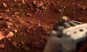 NASA-research-Mars