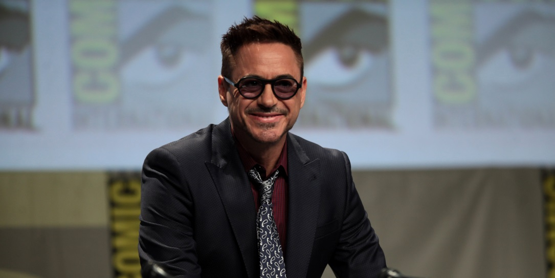 Robert Downey Jr. wants to quit 'Iron Man' suit before 'it's embarrassing'