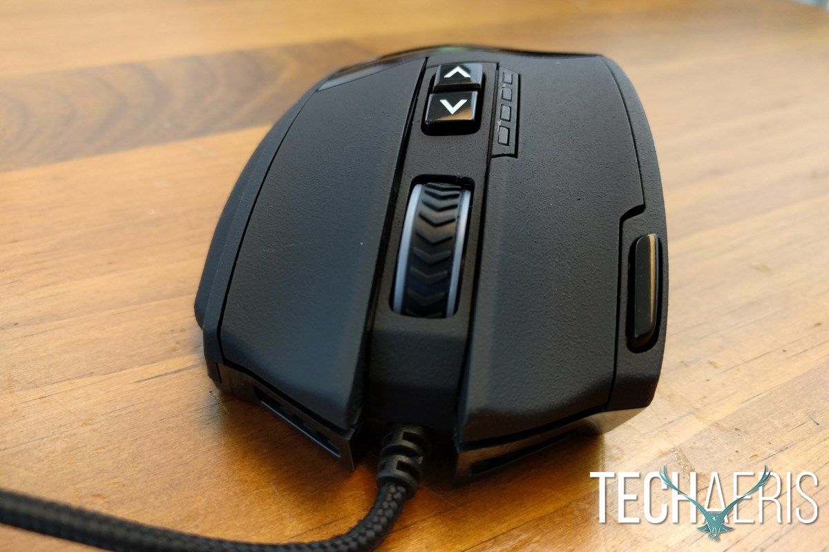UTechSmart Venus MMO Gaming Mouse Front