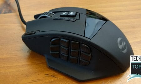 UTechSmart Venus MMO Gaming Mouse Top Pick FI
